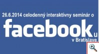 Facebook seminár
